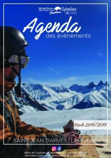 Agenda Evénements Eté 2018