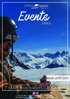 Events diary