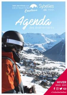 Agenda des Evènements Hiver 2019-2020