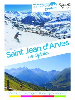 Destination Saint Jean d'Arves