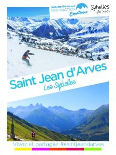 Destination Saint Jean d'Arves