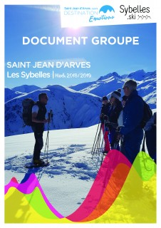 Document groupes - Hiver 2018-2019