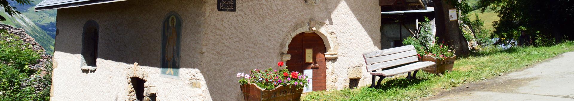 Eglises et chapelles dans les Arves
