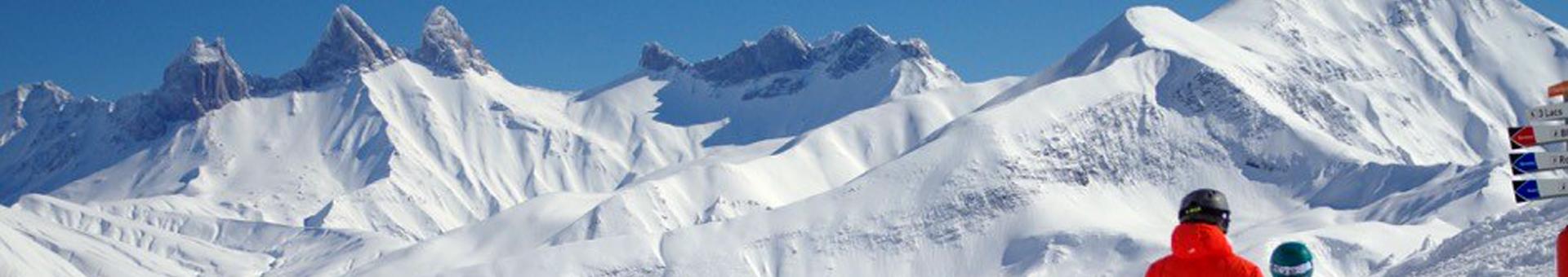 Ski > Domaine skiable des Sybelles > tetiere