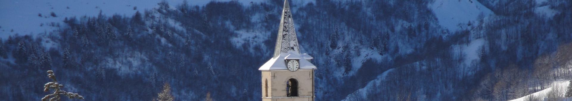 Station Village > Notre Patrimoine > Églises, chapelles