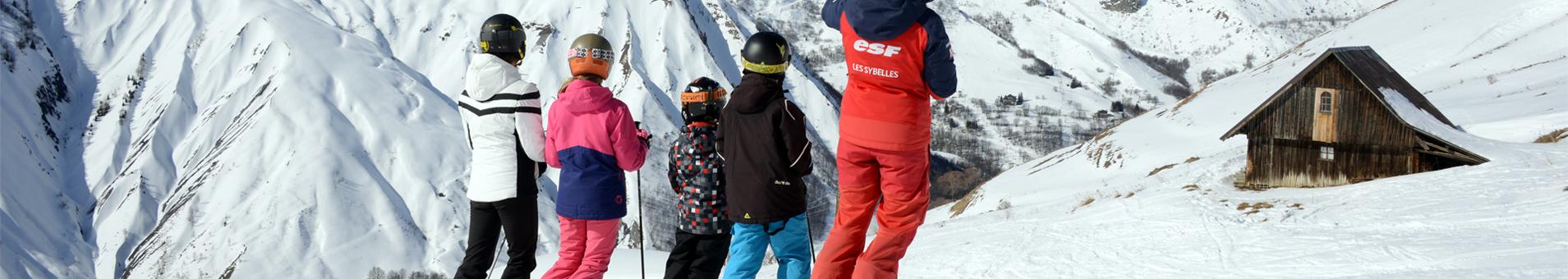 Ski > École de Ski, Club Piou Piou > tetiere