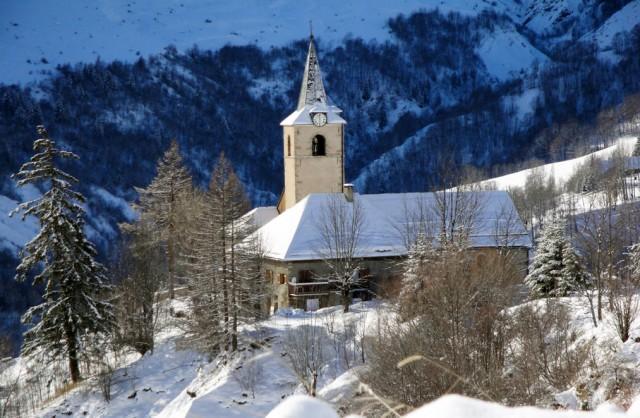 Églises, chapelles