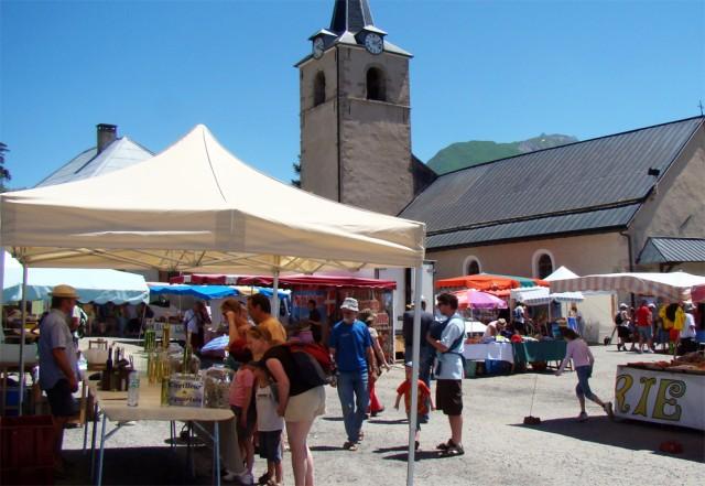 Artisanale markt