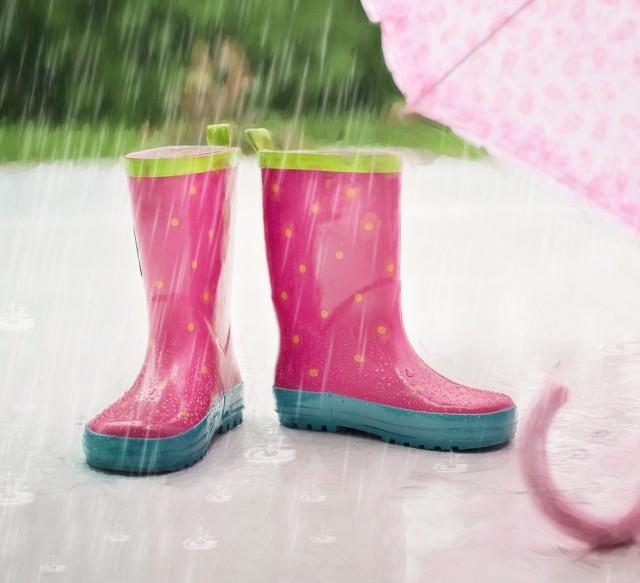 In geval van slecht weer