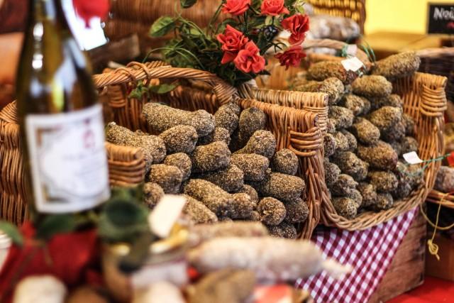 Markten in de Arves vallei