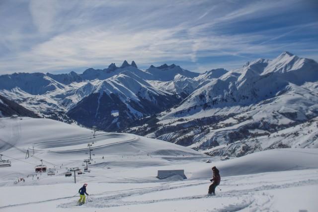 In ski