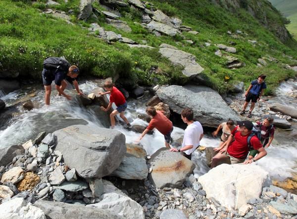 Randonnées avec accompagnateur en montagne