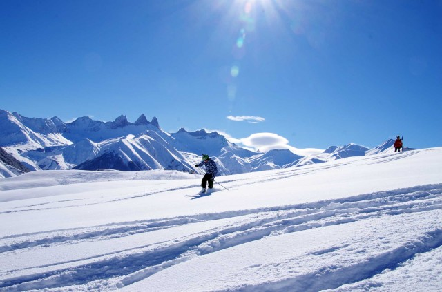 Saint Jean d'Arves / Le Corbier ski pass