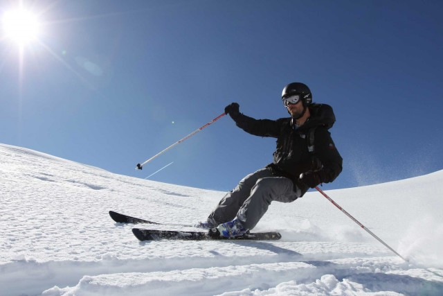 Season ski pass