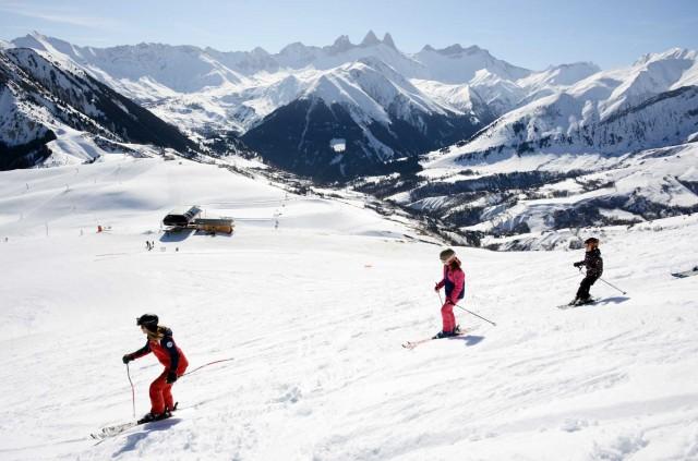 Sybelles ski pass