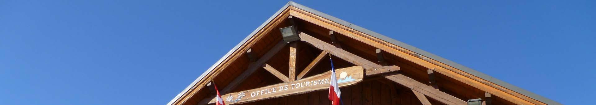 Summer Saint Jean d'Arves Visitor Centre