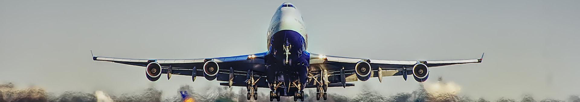 Toegankelijkheid per vliegtuig