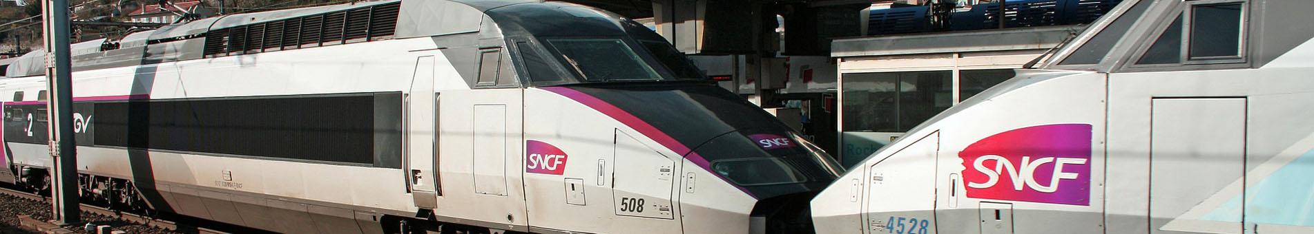 Zomer toegankelijkheid per trein