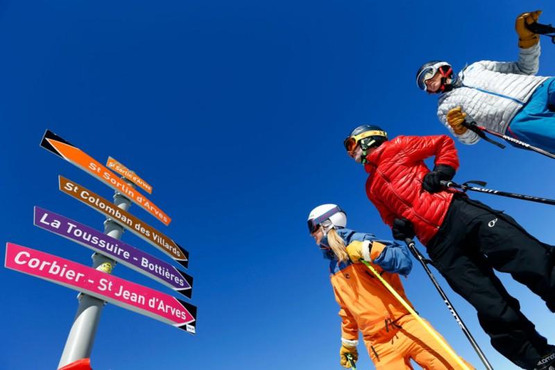 Sybelles-ski